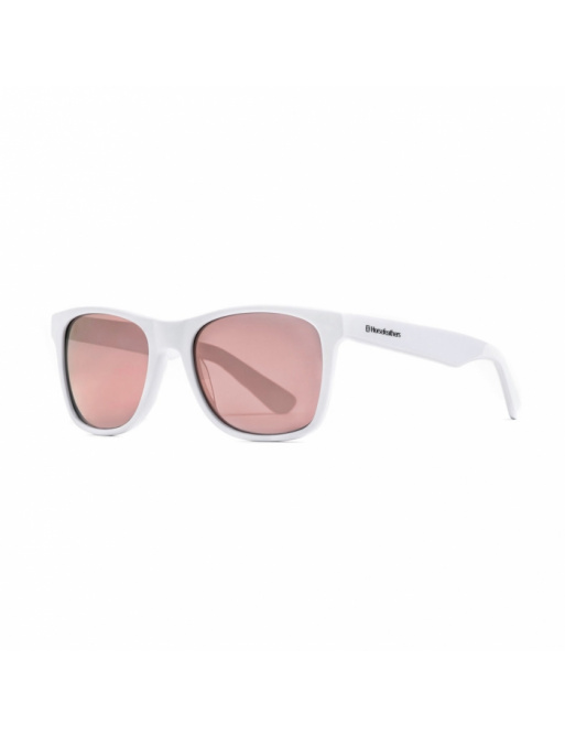 Brýle Horsefeathers Foster - gloss white/mirror rose 2021