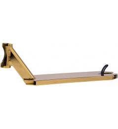 Deska Striker Lux 500mm Gold Chrome + griptape zdarma