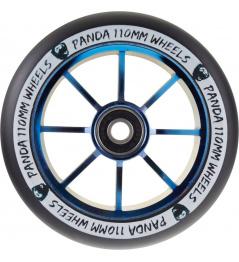 Kolečko Panda Spoked V2 110mm Blue Chrome
