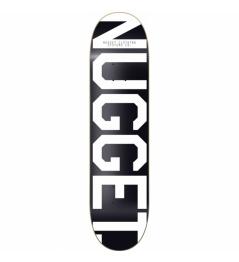 Deska Nugget Trademark 3 SK8 Deck A/black/white 2019 vell.8,1