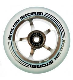 Metal Core Storm 100 mm koliesko priehľadné