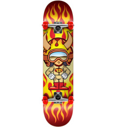"Skateboard Speed Demons Characters 8"" Hot Shot"