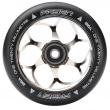 Koliesko Fasen 120 mm strieborno čierne