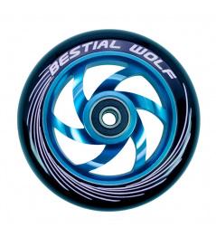 Kolečko Bestial Wolf Twister 110mm modré