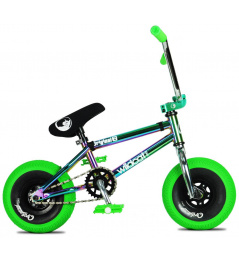 Wildcat Royal Original 2A Mini BMX Kolo (Green | bez brzd)