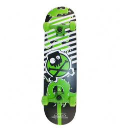 NILS EXTREME CR 3108 SA POINT SKATEBOARD