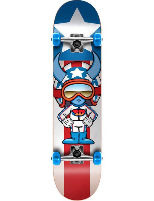 "Skateboard Speed Demons Characters 7.75"" Stars"