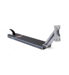 Deska Lucky Cody Flom V3 520mm stříbrná + griptape zdarma