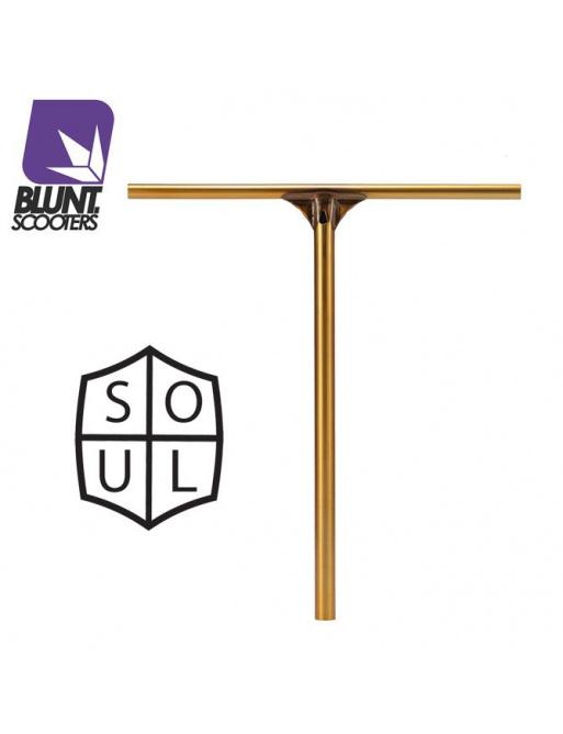 Riadítka Blunt Soul zlaté 600 mm