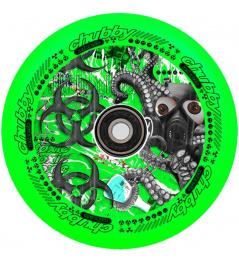 Chubby Lab Kolečko Na Koloběžku (110mm | Toxic Green)