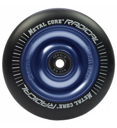 Metal Core Radical 110 mm koliesko čierno modré