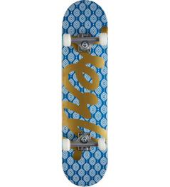 "Skateboard Verb 7.9"" Schwe blue"