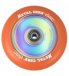 Metal Core Disc 110 mm koliesko oranžové