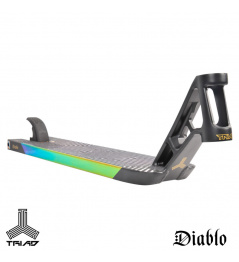Triad Diablo 560mm neochrome doska