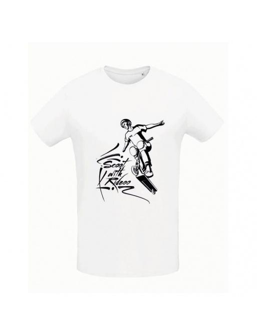 Rideoo No Hander T-shirt L