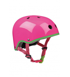 Přilba Micro Neon Pink
