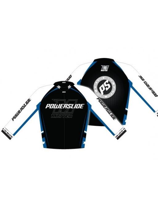 Závodní dres Powerslide Men - dlouhý