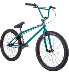 "Stolen Saint 24"" 2021 Freestyle BMX Kolo (21.75"" | Moss)"