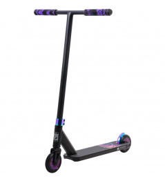 Freestyle koloběžka Invert Supreme 1-7-12 Black/Neo Purple