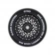 Kolečko Slamm 110mm Gyro Hollow Core černé