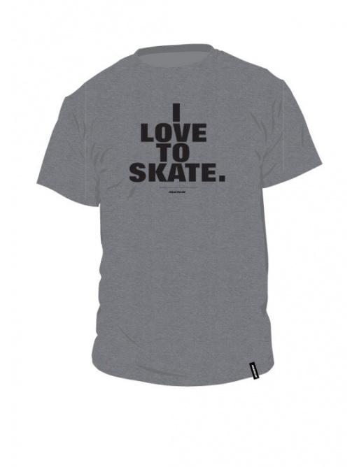 Triko Powerslide I Love To Skate