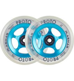 Kolečka Proto Plasma 110mm Electric Blue 2ks