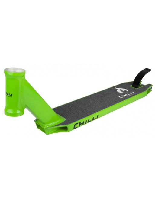 Chilli C-5 doska zelená 50 cm + Griptape zadarmo
