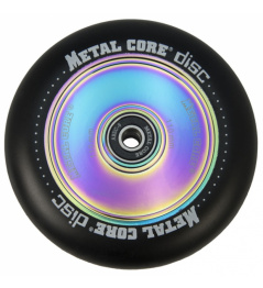 Metal Core Disc 110 mm koliesko čierne
