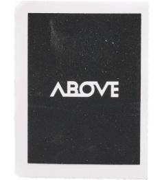 Samolepka Above Square černá