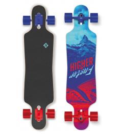 Street Surfing Higher Faster longboard