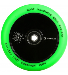 Root Industries Air Radiant 120mm zelené koliesko