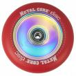 Metal Core Disc 110 mm koliesko červené