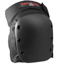 Chrániče Triple Eight Street Skate Knee Pads S černé