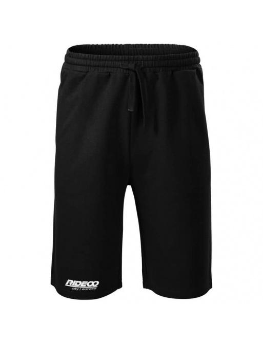 Rideoo Logo Shorts Black S