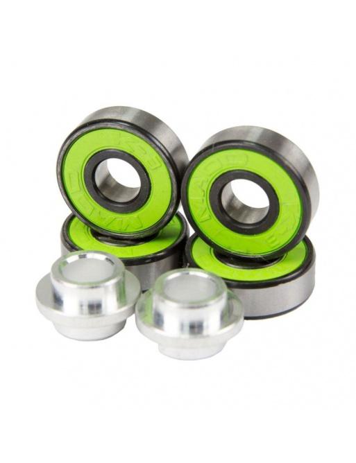 MGP Bearing Madd K3 ABEC 11 Chrome Green
