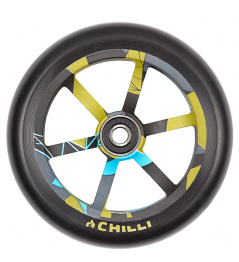 Chilli 6 spoked Urban Jungle 120 mm kolečko