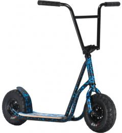 Koloběžka Rocker Rolla Big Wheel Blue Splatter
