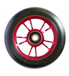 Blunt 10 Spokes 100 mm čierno červenej koliesko