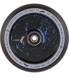 Kolečko Striker Lighty Full Core V3 Splash Black/Blue