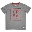 Chilli CPS tričko šedé