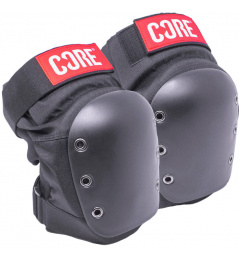 Chrániče kolen Core Street S černé
