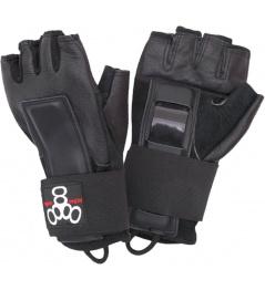 Triple Eight Hired Chrániče zápěstí a rukou (L)