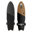 "Longboard Street Surfing SHARK ATTACK 36 ""Koa Black"