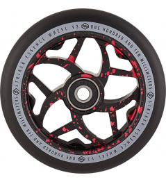 Kolečko Striker Essence V3 Black 110mm Black/Red