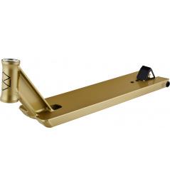 Deska Native Advent V2 5.5 Saundezy 533mm zlatá + griptape zdarma