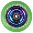 Metal Core Radical Rainbow 110 mm koliesko zelená