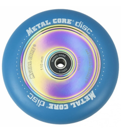 Metal Core Disc 110 mm koliesko modré