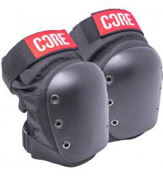 Chrániče kolen Core Street M černé