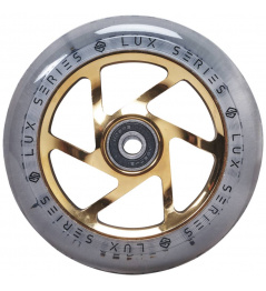 Kolečko Striker Lux Clear 110mm Gold Chrome