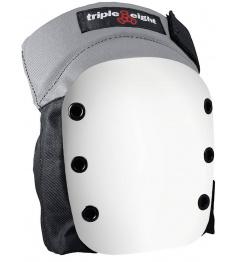 Chrániče Triple Eight Street Skate Knee Pads XS Black/White